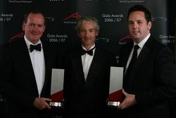 A1Team Ireland with 2 awards, Most Appealing A1 livery and Best presented A1 Team