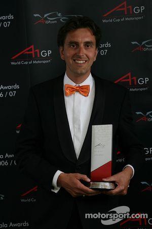 A1 Team Netherlands take best A1GP event award