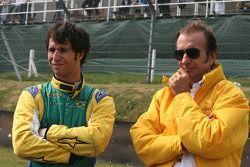 Bruno Junqueira, Emerson Fittipaldi