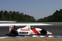 Tony Hansford, Arrows Cosworth, EuroBOSS Series