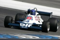 Andrea Bahlsen, Tyrrell 008, FIA-TGP Championchip