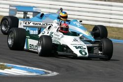 Richard Eyre, Williams FW08/3, FIA-TGP Championchip