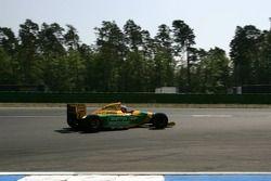 Patrick D'Aubreby, Benetton Ford HB 3.5 V8, EuroBOSS Series