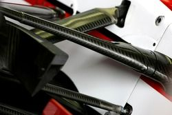 Super Aguri F1 Team suspension avant