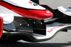 Super Aguri F1 Team ön kanat
