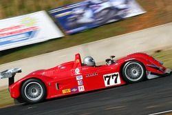 GT classique - Pilote #77 Jeff McKain, Shelby GT 350