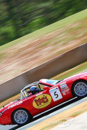 Mazda MX-5 Pro Series, Driver #5 - Dale Alexander