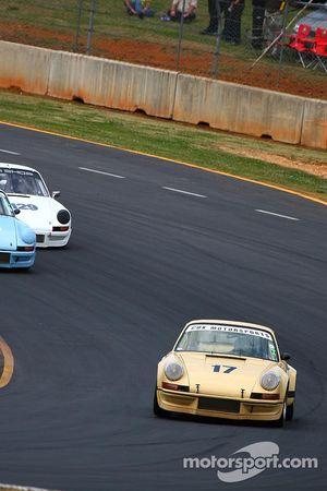 Classic GT, pilote #17 - Bill Keith, '73 Porsche 911 RSR