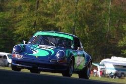 Historique GTP, pilote #29 - Josh Vargo, '72 Porsche 911 ST