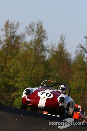 Vintage Production, pilote #70 - Vic Skirmants, '61 Porsche 356