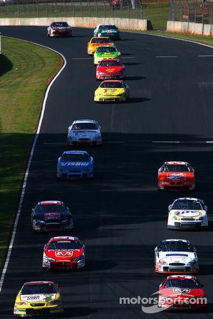Historique Stock Car - Race Start