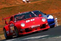 Rolex Historique, pilote #55 - Danny Stewart/Charlie Slater, '96 Porsche RSR