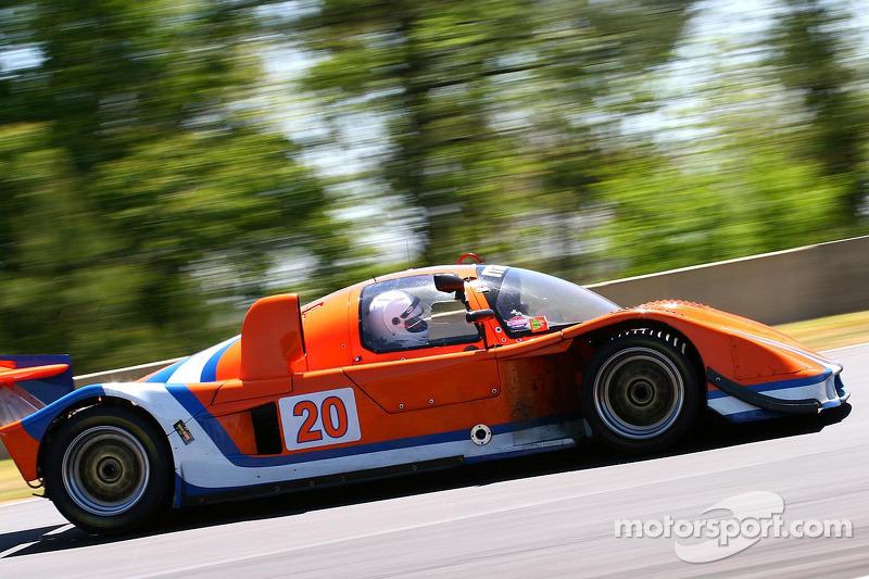 Historique GTP, pilote #20 - Dennis Spencer/Rich Grupp, '93 Mazda Kudzu DG3