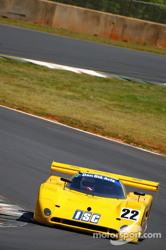 Historique GTP, pilote #22 - Denny Long, '93 Porsche RS America
