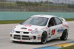 #13 SDS Performance Racing Dodge SRT4: Derrick Reade, Steve Sliwa