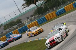 #4 Blackforest Motorsports Mustang GT: Valérie Limoges, Tom Nastasi