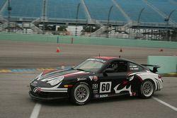 #60 Horsepower Ranch Porsche 996: Spencer Sharp, Mike Canney