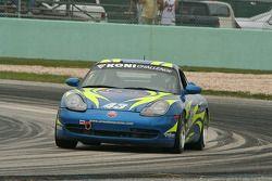 #43 ASC Motorsports Porsche 996: Rene Robichaud, Jason Workman