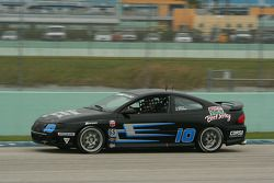 #10 Spirit of Daytona Racing Pontiac GTO: Mike Weinberg, Larry Oberto