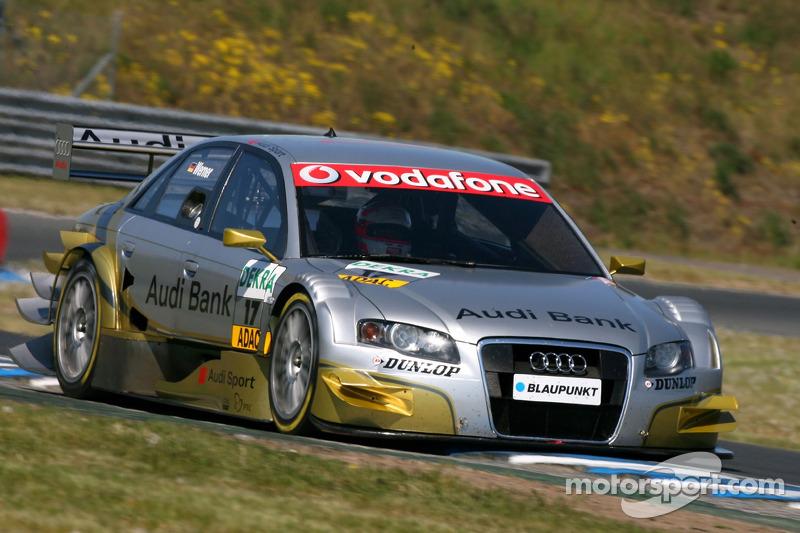 #17: Marco Werner, Audi, A4 DTM 2006
