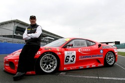 Nigel Mansell, Racing for Scuderia Ecosse, Ferrari F430 GT