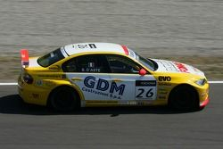 Stefano D'Aste, Wiechers Sport, BMW 320si WTCC