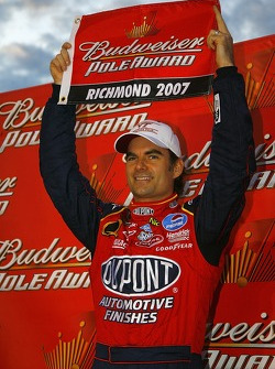 Jeff Gordon, poleman