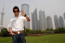 Тони Элиас в Шанхае