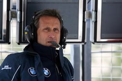 Roberto Ravaglia, ITA, Team Manager, BMW Team Italy-Spain