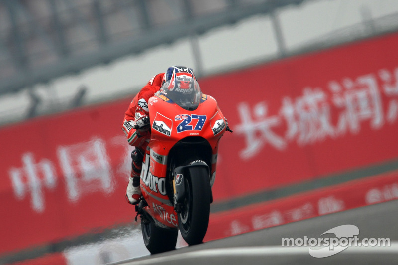#10 - Casey Stoner - GP de China 2007