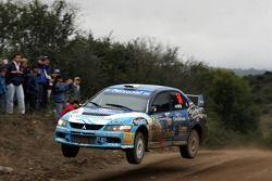 Gabriel Pozzo et Mario Stillo, Mitsubishi Lancer Evolution IX