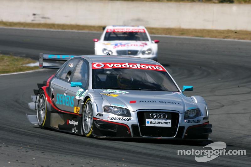 #7: Frank Biela, Audi, A4 DTM 2007
