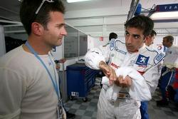 Nicolas Minassian et Marc Gene