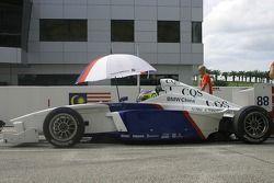 Ross Jamison (HKG) (Team Meritus)