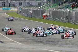 Start of Race 4