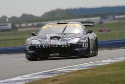 #14 Solution F Ferrari 550 Maranello GTS: François Jakubowski, François Labhardt