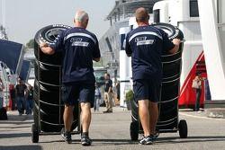 Williams F1 takım elemanları