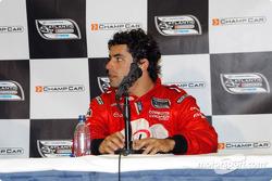 Provisional pole winner Raphael Matos