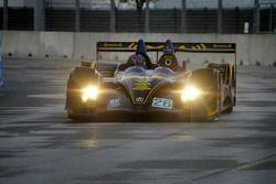 #26 Andretti Green Racing Acura ARX-01a Acura: Bryan Herta, Dario Franchitti