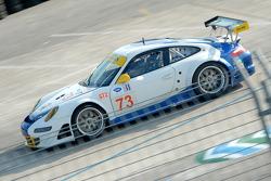 #73 Tafel Racing Porsche 911 GT3 RSR: Jim Tafel, Dominik Farnbacher