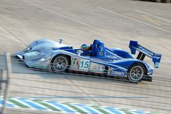#15 Lowe's Fernandez Racing Lola B06-43 Acura: Adrian Fernandez, Luis Diaz