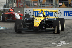 Ronnie Bremer and James Hinchcliffe