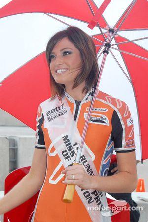 Miss Grand Prix de Houston première dauphine Laci Willis