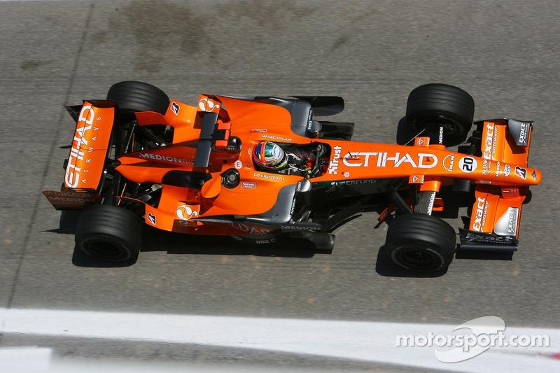 Spyker F1 (2007)