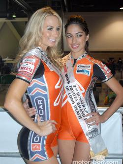 Les finalistes de Miss Grand Prix Long Beach