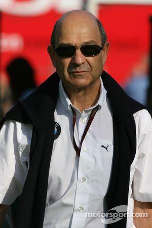 Peter Sauber, BMW Sauber F1 Team, Team Advisor