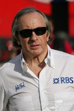 Sir Jackie Stewart, RBS Representitive ve Ex F1 Dünya Şampiyonu