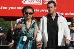 Scott Speed, Scuderia Toro Rosso ve kız arkadaşı