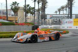 #12 Autocon Motorsports Lola EX257 AER: Michael Lewis, Chris McMurry