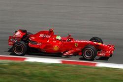 Фелипе Масса, Scuderia Ferrari, F2007